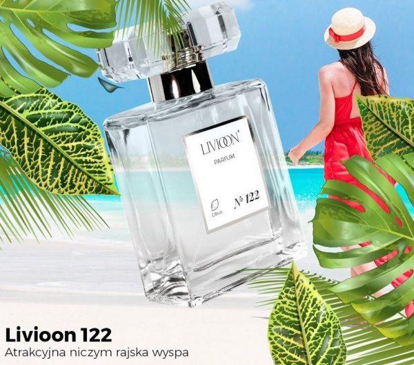 Livioon nr 122 perfumy damskie