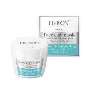 livioon naturalna maska do twarzy