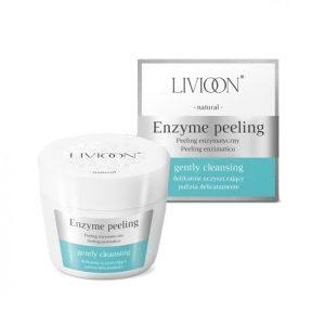 livioon naturalny peeling enzymatyczny