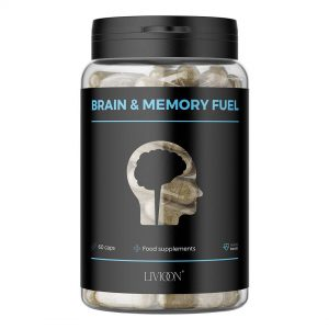 Livioon Brain memory fuel pamiec koncentracja supelement siety